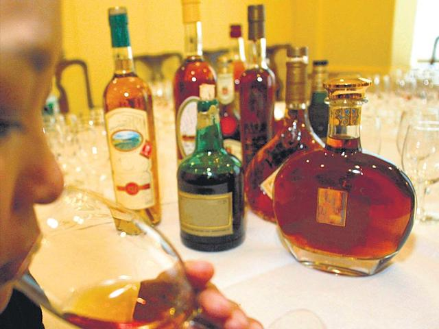 Ludhiana: Liquor cartons in large numbers seized