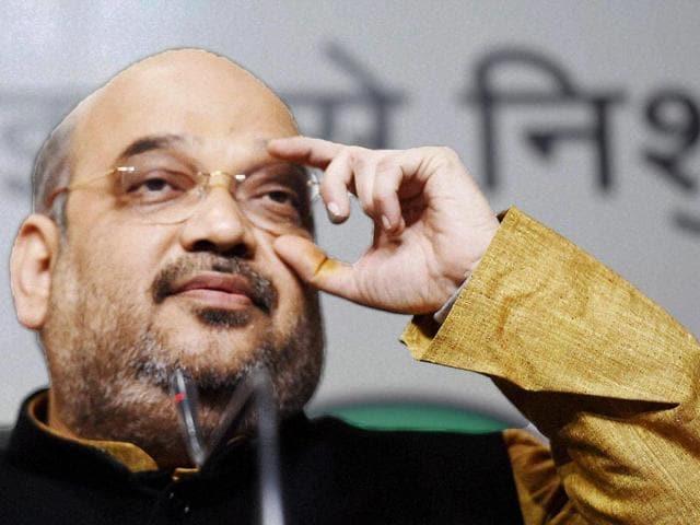 Chandigarh,BJP,Amit Shah
