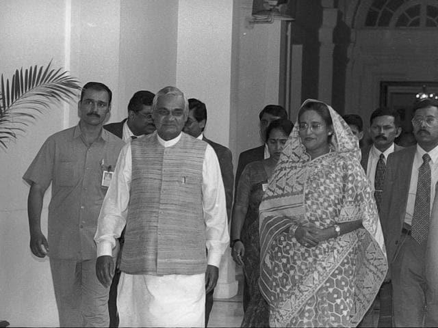 Atal Bihari Vajpayee,Gwalior,Madhya Pradesh