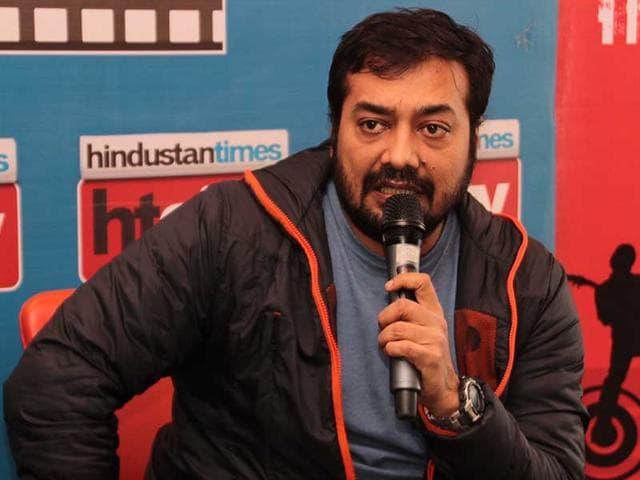 Anurag Kashyap,Anushka Sharma,Bombay Velvet