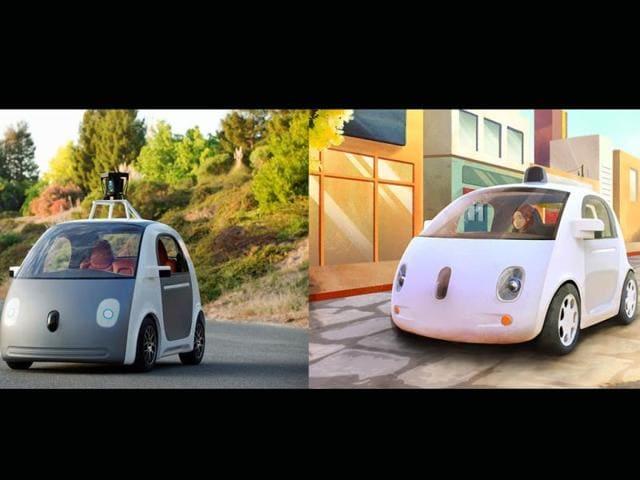 Google,Google car autonome,Google self-driving car