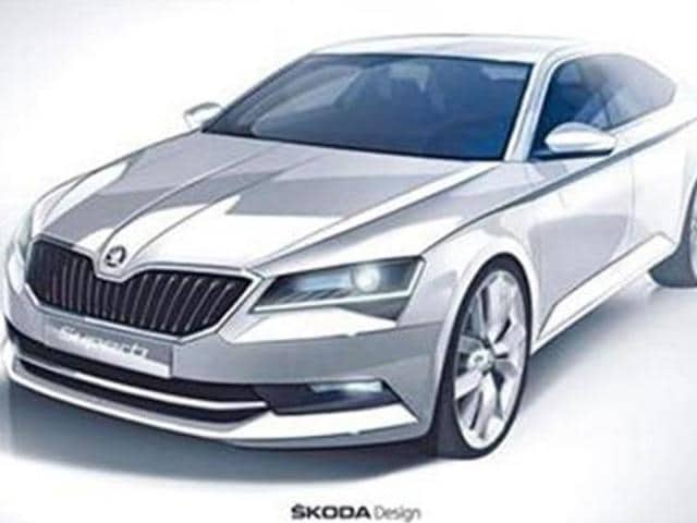 Skoda-to-launch-new-Superb-in-2015