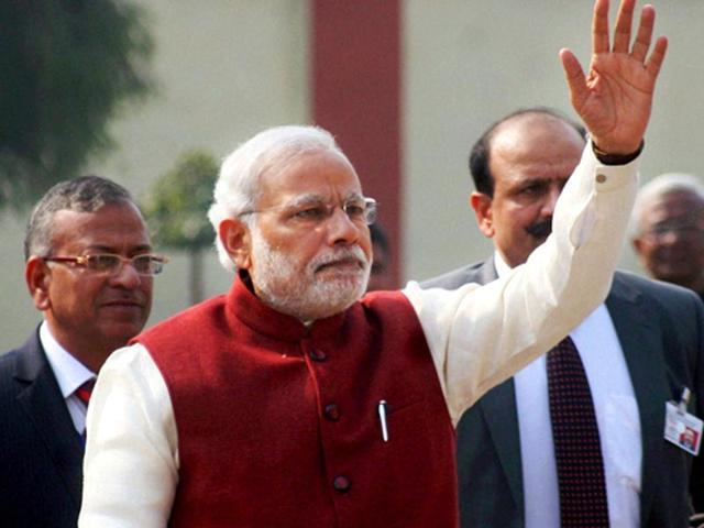 India must establish world-class banks: PM Modi
