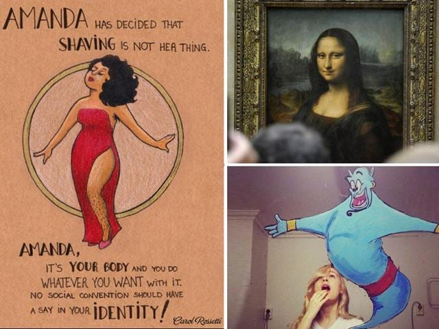 5 quirky art moments of 2014,quirky art moments of 2014,art moments of 2014