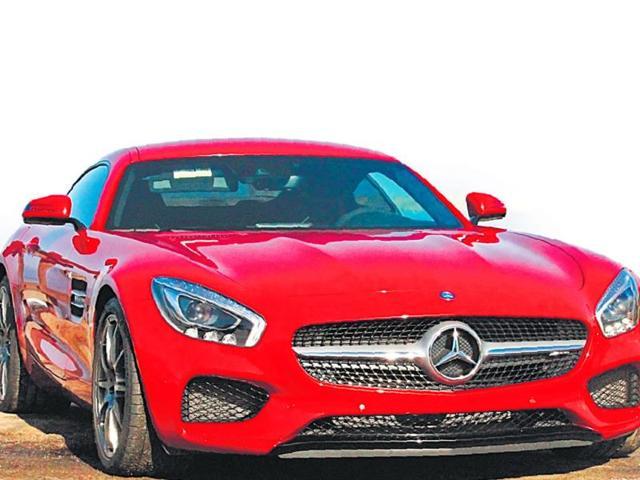 sports car,F Type Coupe Type S vs Porsche 911 Turbo Type R vs Mercedes AMG GT GTS,SLS AMG