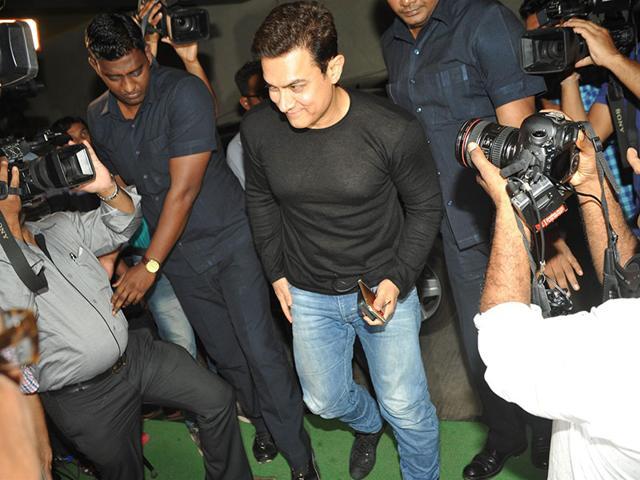 Aamir Khan,Umesh Shukla,PK