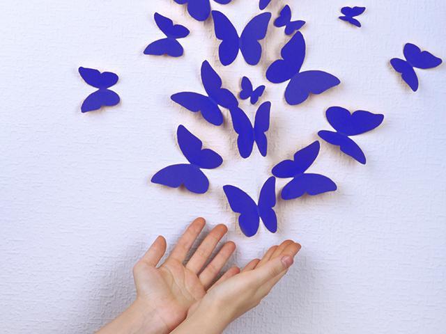 paper butterfly,diy paper butterfly,paper butterfly craft