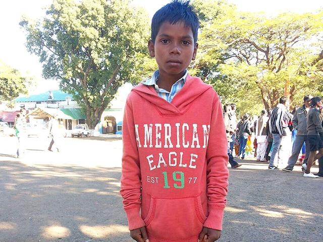 10-year-old-marathon-runner-Vikas-Thakur-in-Pachmarhi-Madhya-Pradesh-HT-Photo