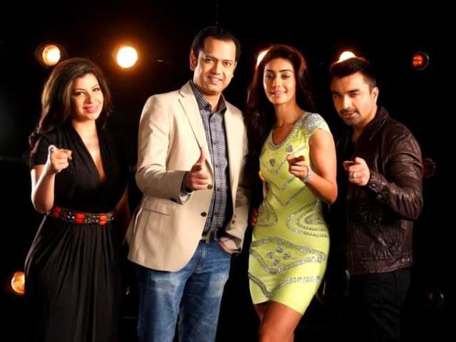 Rahul-Mahajan-Sambhavna-Seth-Mehek-Chahal-and-Ajaz-Khan-are-set-to-enter-Bigg-Boss-8-as-challengers