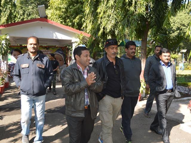 Filmmaker-Prakash-Jha-during-his-visit-to-Sehore-Mahendra-Thakur-HT-photo