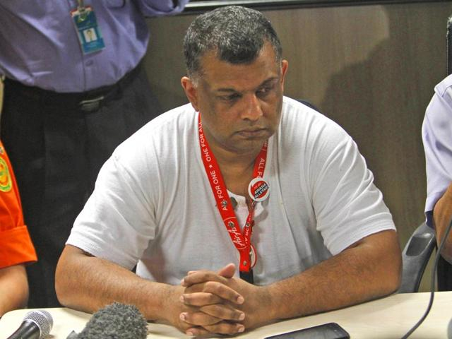 AirAsia,Tony Fernandes,Federation of Indian Airlines
