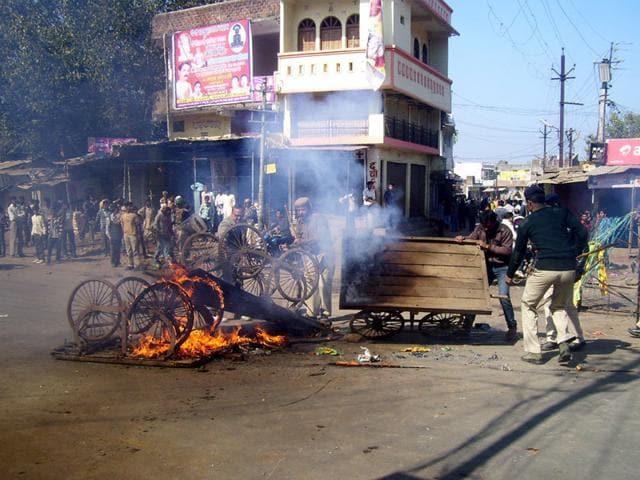 Jharkhand,Ghatsila,communal clashes