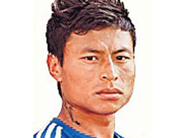 Jackychand Singh,Royal Wahingdoh FC,Manipur