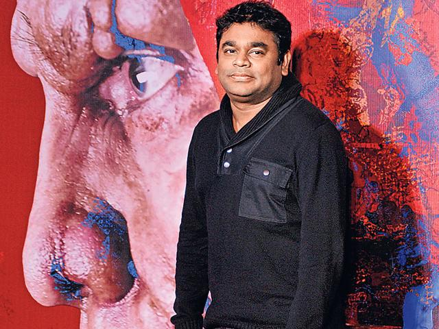 AR Rahman,GV Prakash Kumar,Samantha Ruth Prabhu