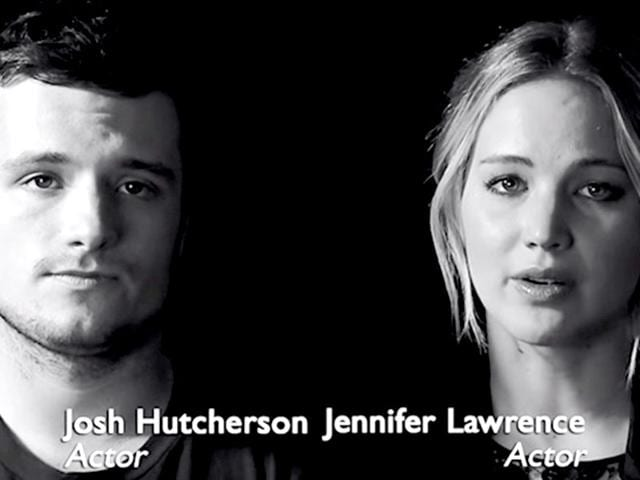 Josh-Hutcherson-and-Jennifer-Lawrence-in-a-video-that-encourages-Americans-to-focus-more-on-West-Africans-far-more-likely-to-die-from-the-dreaded-virus
