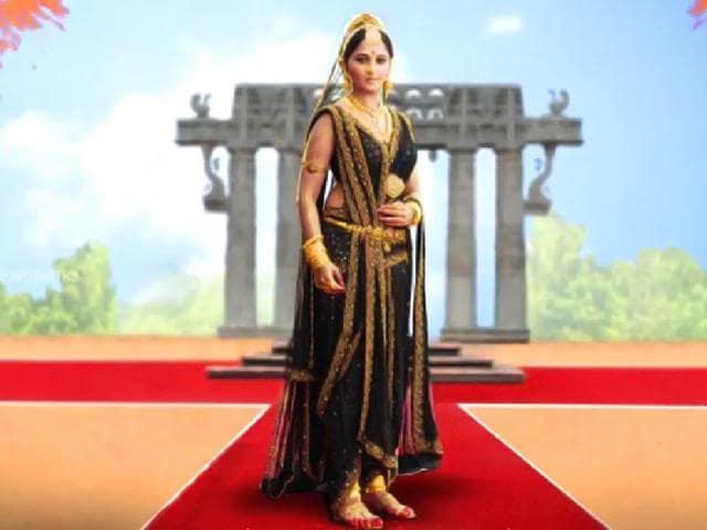 Anushka Shetty,Rudramadevi,Rana Daggubati