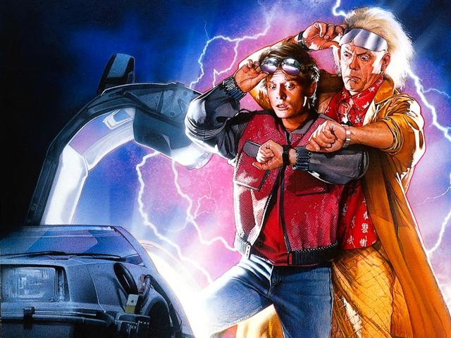 2015? We're In Back To The Future 2