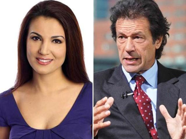 Imran Khan,marriage,Reham Khan