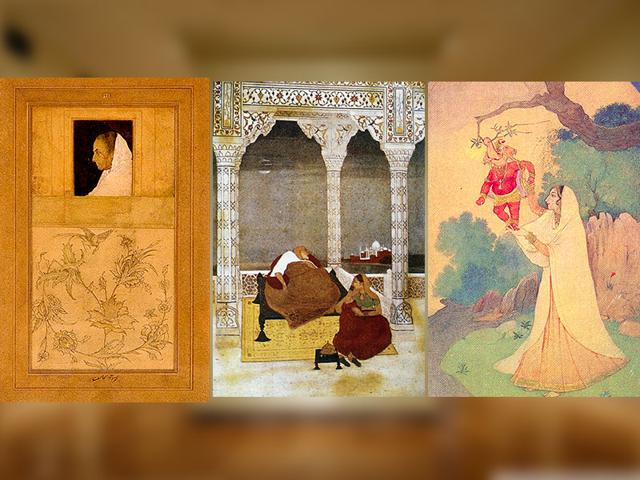 Iconic Indian artist Abanindranath Tagore's paintings to go on display