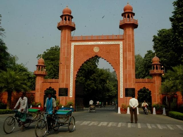 The-Aligarh-Muslin-University-was-esablished--by-activist-Syed-Ahmed-Khan--HT-Photo