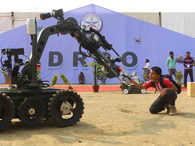 RK Mathur,DRDO,Avinash Chander