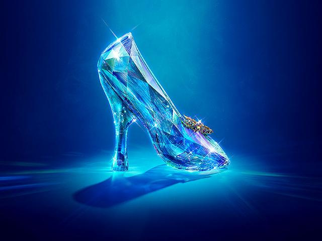 A-poster-for-Disney-movie-Cinderella
