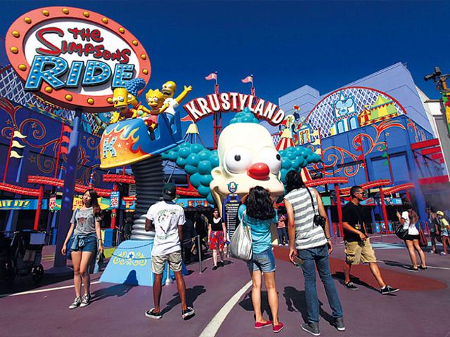 Theme parks to flea markets: There's more to Los Angeles than Hollywood