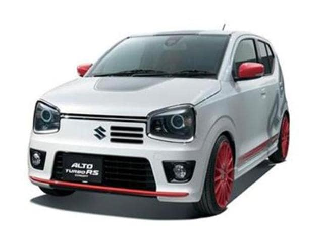suzuki Alto RS Turbo
