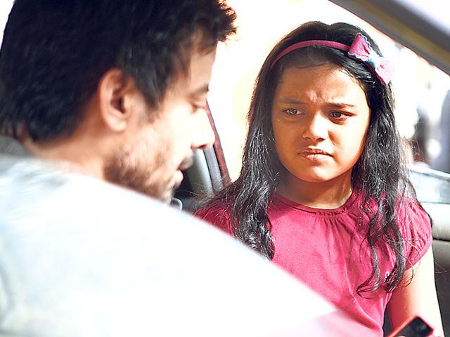 Here's why Anurag Kashyap stopped actor from watching her own movie,Ugly