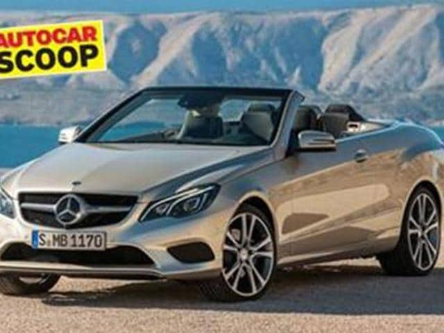 Mercedes-to-launch-E-400-Cabriolet-in-early-2015