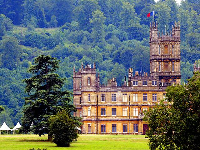 Good news for Downton Abbey fans! Estate opens up for overnight stays
