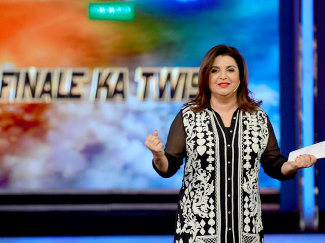 Bigg Boss 8: Farah Khan blames Ali for Ajaz's elimination