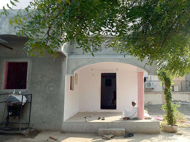Shani Shingnapur,Maharashtra,doorless village