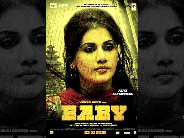 Taapsee Pannu,Baby,Hindustan Times