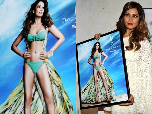Bipasha-Basu-who-was-spotted-in-a-cream-lace-dress-at-the-event-looked-stunning-through-the-lens-of-Dabboo-Ratnani-in-a-aqua-blue-bikini