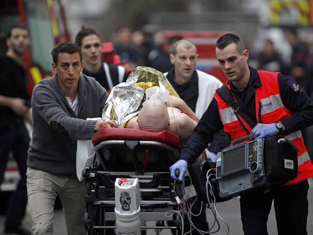 Paris shooting,Charlie Hebdo shooting,attack at French satirical weekly
