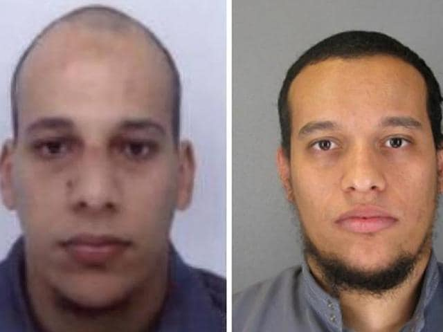 Handout-photos-released-by-French-Police-in-Paris-of-suspects-Cherif-Kouachi-L-aged-32-and-his-brother-Said-Kouachi-R-AFP-Photo