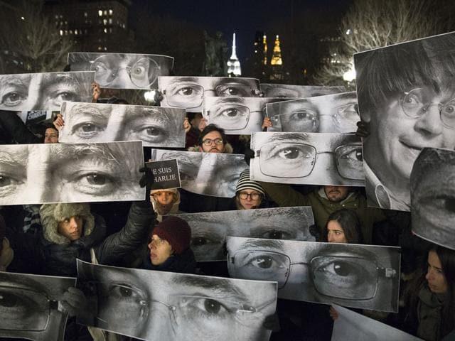 Manu Joseph,charlie hebdo massacre,freedom of expression