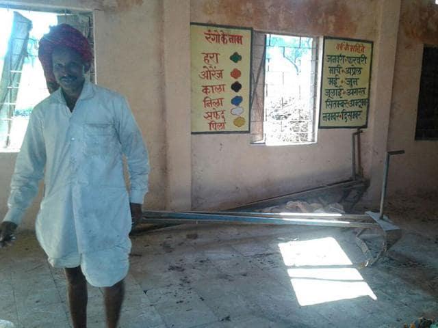 panchayat,Jhabua,Sarva Shiksha Abhiyan