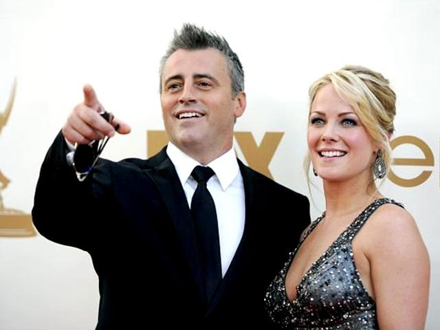 Matt LeBlanc,girlfriend