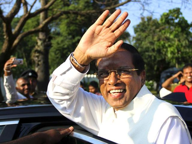 Sri Lanka's great change: President out, challenger in