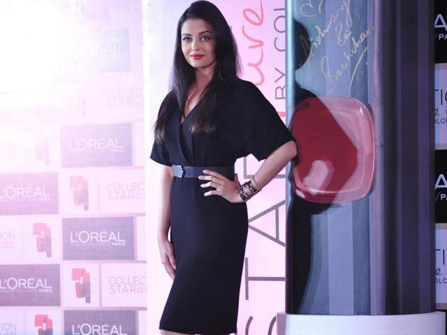Aishwarya happy at dropping the bikini at Miss World