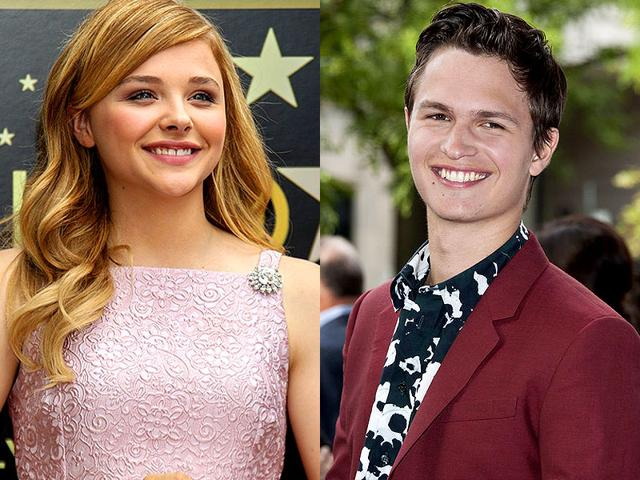 Carrie stars Ansel Elgort, Chloe Moretz to work together in November Criminals