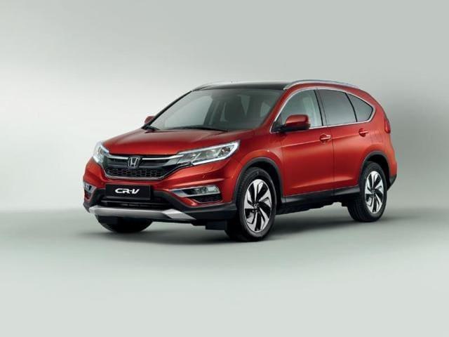 2015 Honda CR-V,Honda CR-V,Intelligent Adaptive Cruise