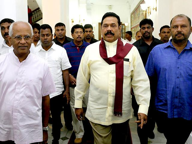 Rajapaksa,coup attempt,Rajapaksa coup attempt