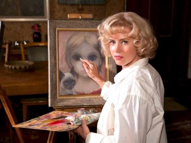 Big Eyes review by Rasdhid Irani: Trouble in paradise