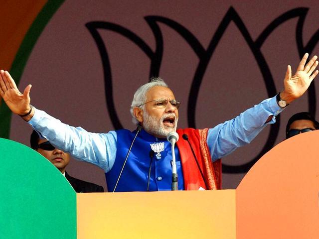 BJP-led NDA government