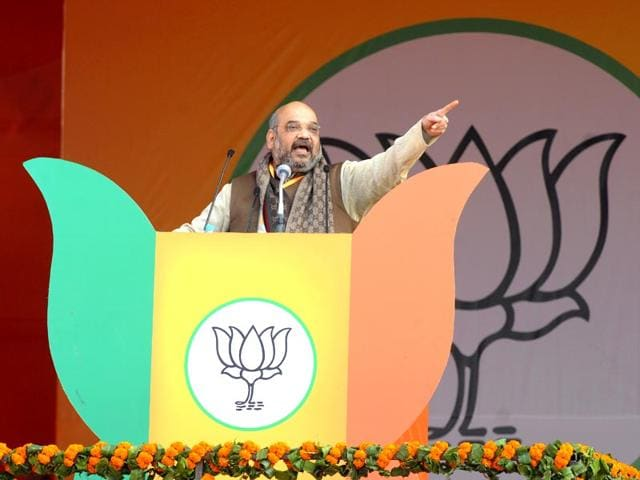 BJP-chief-Amit-Shah-addresses-a-rally-in-Burdwan-district-in-West-Bengal-on-Tuesday-PTI-file-photo