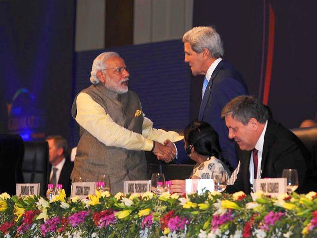 Gujarat,Narendra Modi,John Kerry