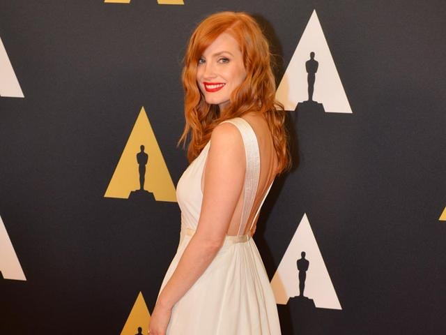Actor-Jessica-Chastain-Photo-AFP